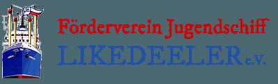 Förderverein Jugendschiff Likedeeler e.V. Retina Logo