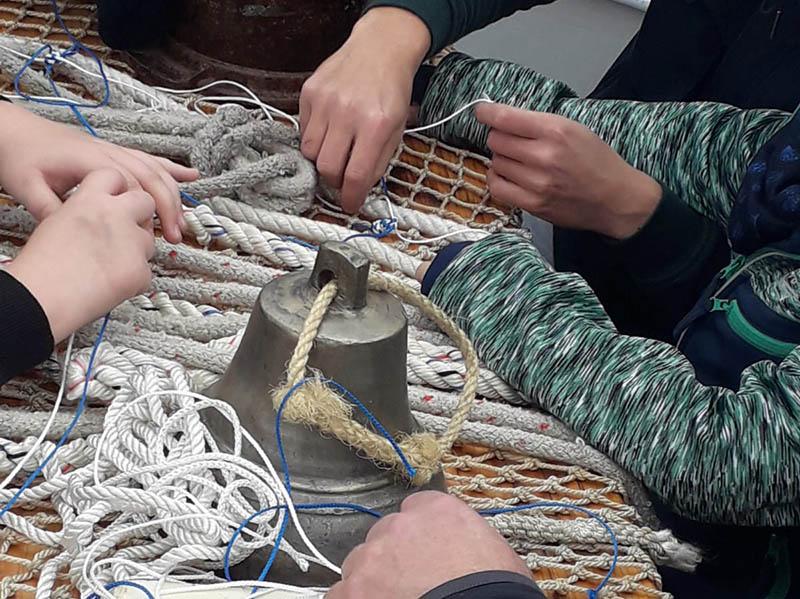 Gebrauchs – und Seemannskoten